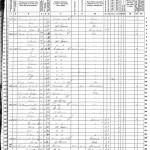 Frank X. Vivell 1870 Census
