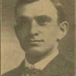 1919 Carrollton Gazette Photo of O. H. Vivell