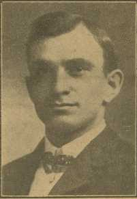 1919 Carrollton Gazette Photo of O. H. Vivell