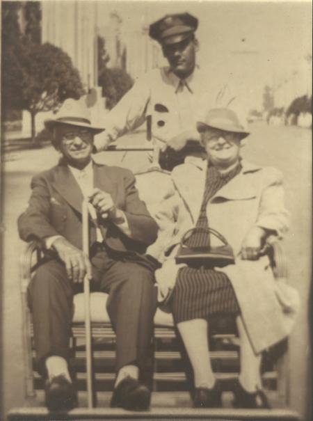 Belle & O. H. Vivell in Atlantic City, NJ