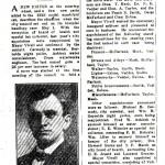 May 8, 1919 Carrollton Patroit article on new mayor