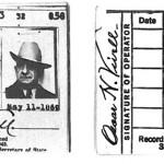 O.H. Vivell Driver License