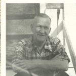 Victor Clark, Photograph taken in Killeen, TX 1952