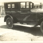 Victor Clark's Overland In Jonesboro AR, 1925