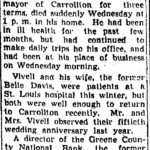 O.H. Vivell obit