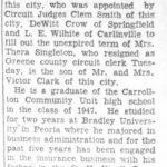 Jacksonville Daily Journal January 20, 1956