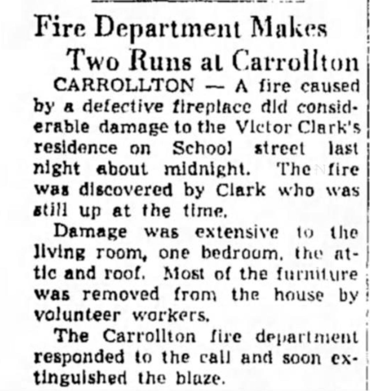 Alton Evening Telegraph – November 25, 1950
