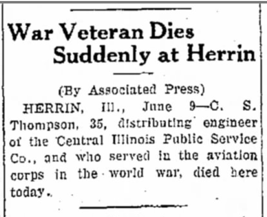 The Daily Free Press (Carbondale, Illinois) · Tue, Jun 9, 1931 ·