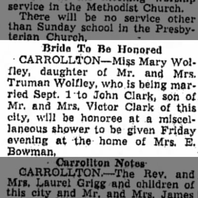 Alton Evening Telegraph, August 11, 1950