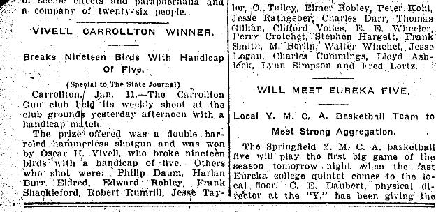 Illinois State Register, January 12, 1912