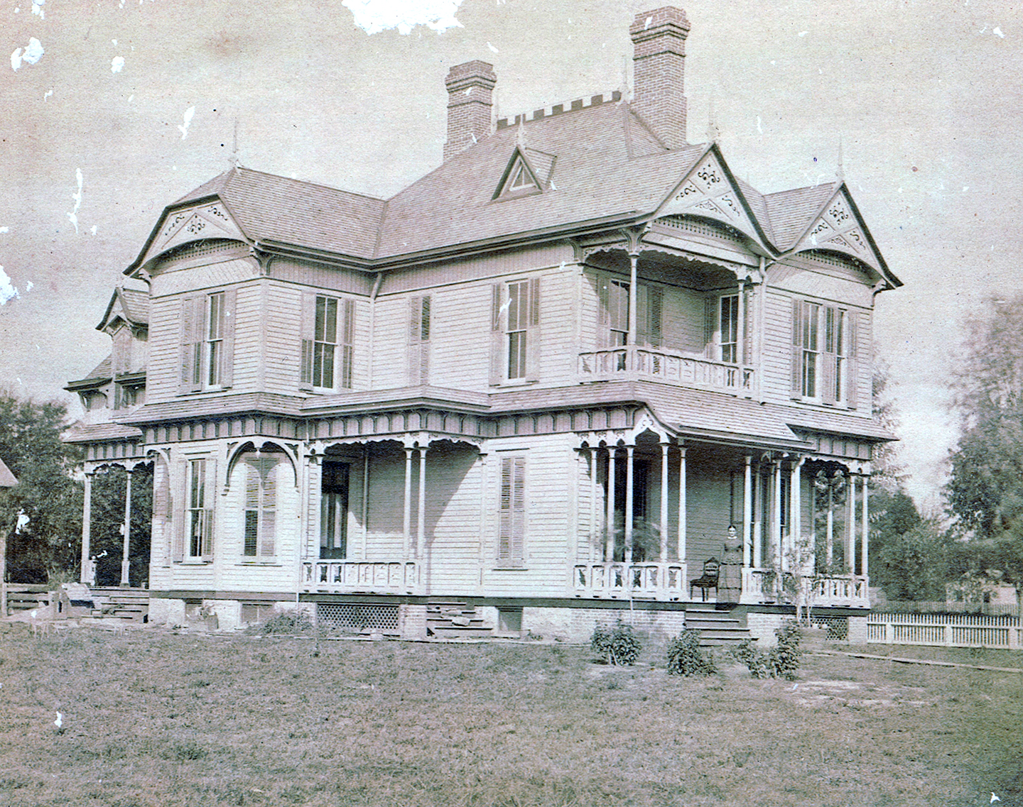 Vivell house, Carrollton
