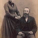 Julia Vivell (Frank Vivell Sr. sister) and her husband, Ulrich Gitzendonner